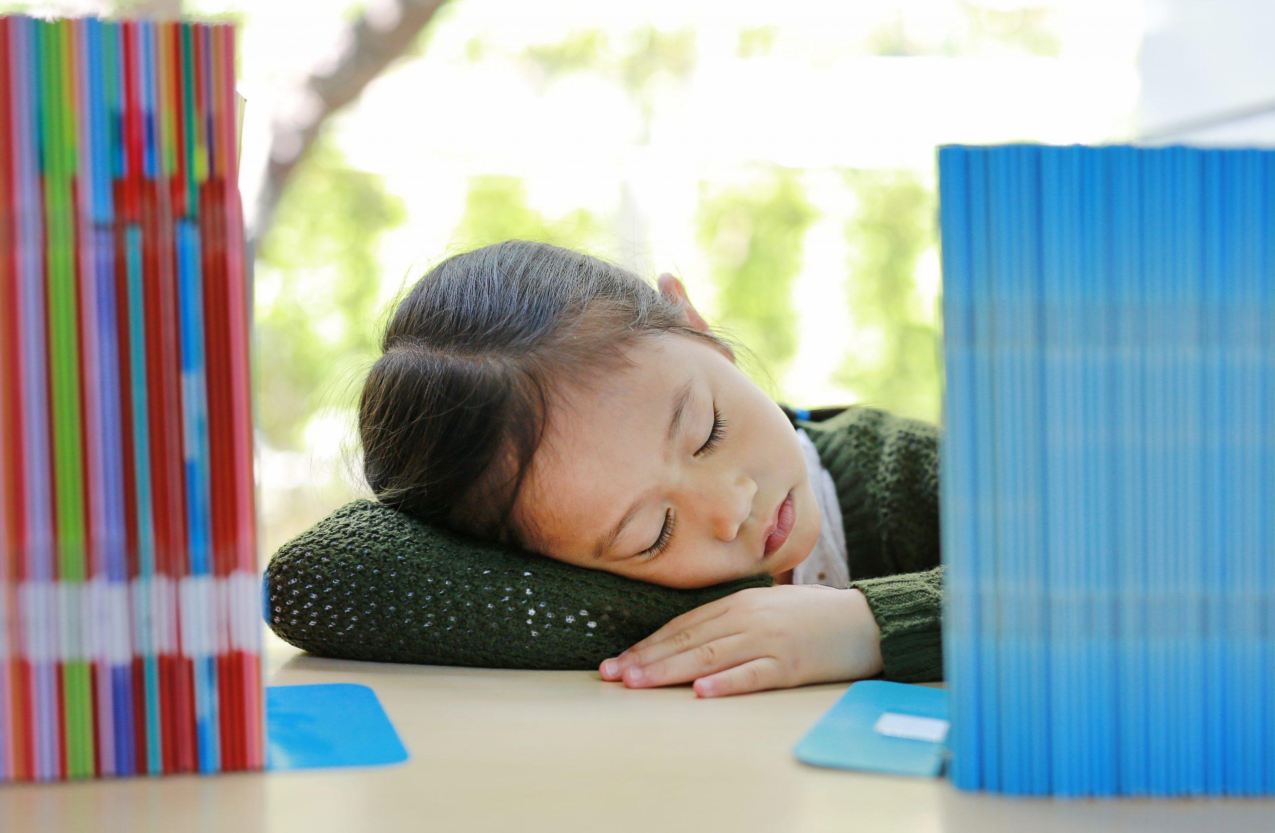 Sleep Problems in Autistic Children